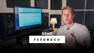 Giving feedback to YOUR Demos!