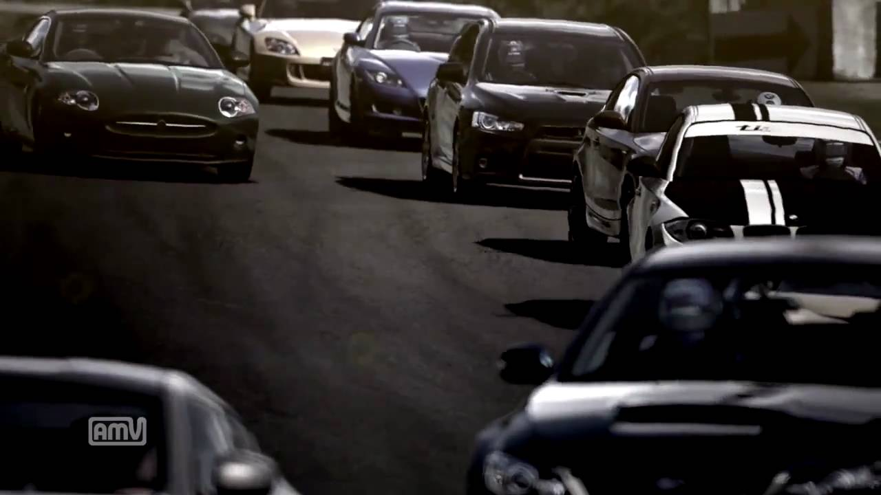 Gran Turismo 5 'Opening Cinematic [JPN]' TRUE-HD QUALITY