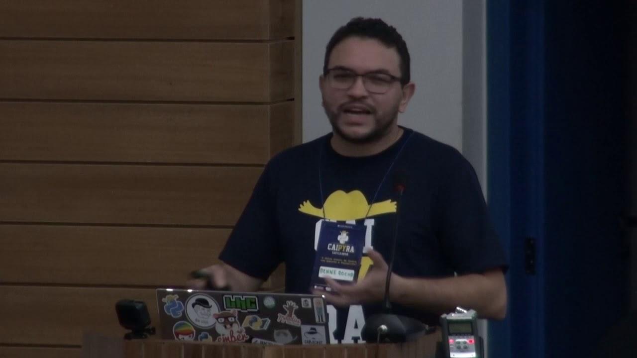 Image from Caipyra 2018: Extraindo dados da internet usando Scrapy - Renne Rocha
