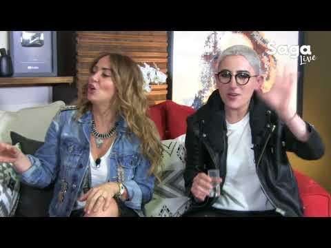 Andrea Legarreta revela quién es el amor de su vida, habla de sus novios y de Luis Miguel