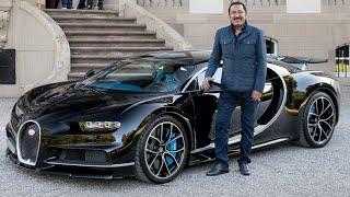 حصريا بوجاتي شيرون تقرير مفصل لأسرع سيارة في العالم - سعودي أوتو