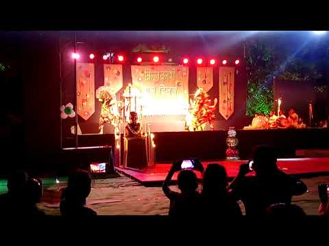 Purullia Chhou ROYAL Chhou Academy...