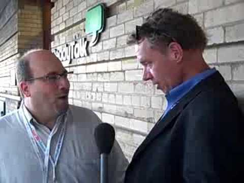 David Carr from NY Times interviews craig@craigslist part 1