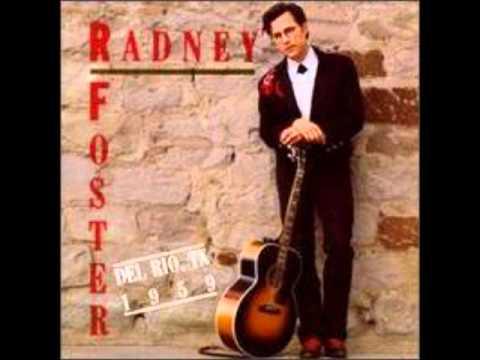 Radney Foster - Louisiana Blue