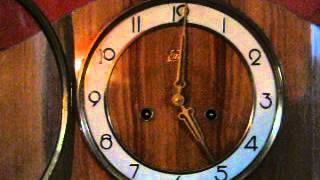 """Emes"" mantel clock"