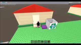 Waste Reduction Week In ROBLOX   How To Reduce Waste   ROBLOX Educational Video