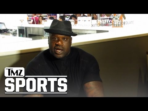 Shaquille O'Neal -- I'm Jealous Of My 15-Year-Old Son | TMZ Sports