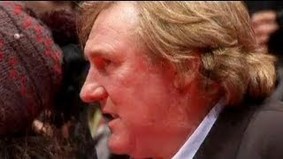 Depardieu hits back at French PM over exile
