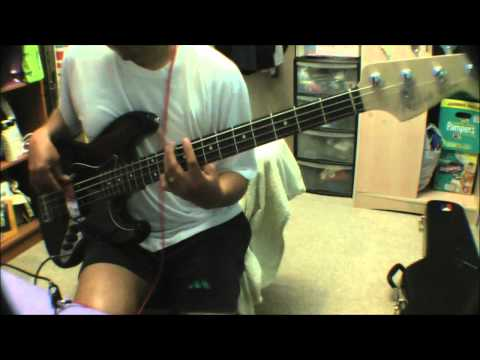 Balong Malalim by JDC - Bass cover