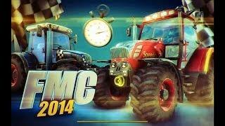 Farm Machines Championships 2014 , #12 Hinderniss Parkour