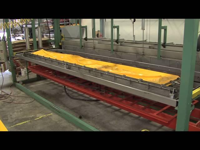 Eddyline Kayaks: Factory Tour