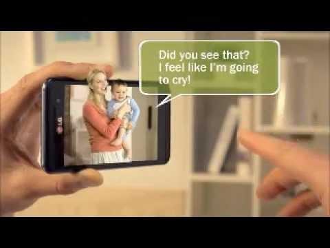 LG Optimus 3D - Commercial / Demo