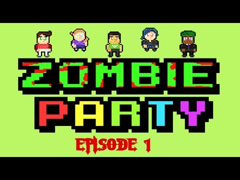 Heavy Metal Gamer Plays: Zombie Party - Episode 1 |