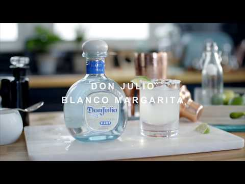 How To Make A Margarita With Don Julio #LetsCocktail