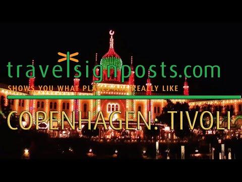 Tivoli Gardens Copenhagen:  a Smörgåsbord of attractions!