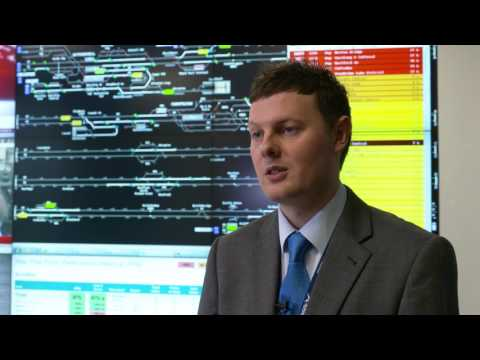 Every Single Day - West of Scotland Signalling Centre