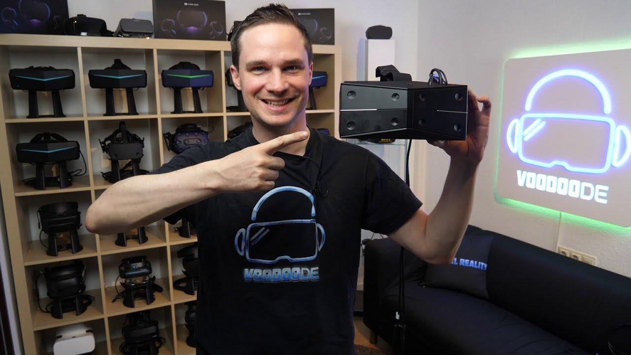 Ist DAS wirklich die beste VR-Brille? Mein StarVR One Review