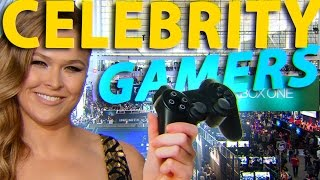 10 Celebrities You Didn't Know Were Gamers