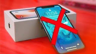 ПОЧЕМУ IPHONE X БОЛЬШЕ НЕ БУДЕТ?