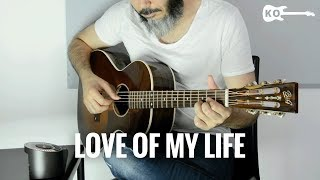 Queen - Love of My Life - Acoustic Guitar Cover by Kfir Ochaion - iZotope Spire Studio