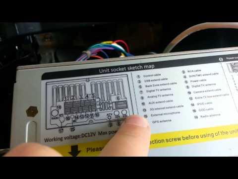 Подключение интернета на магнитоле