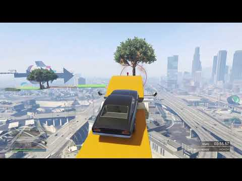 New Crea Mega Funny Parkour Rapid Gt Youtube