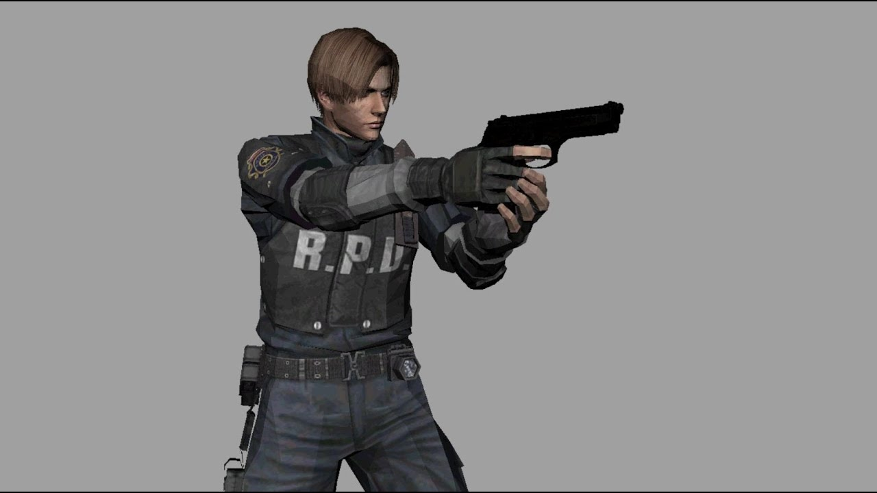 Leon S Kennedy Animation Cycles Youtube