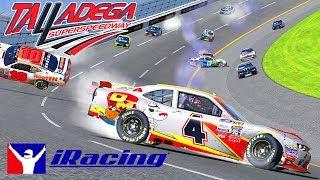 iRacing | NASCAR iRacing Class B | Talladega Super Speedway | NASCAR Xfinity Series | Sim Racing