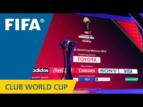 REPLAY: FIFA Club World Cup Morocco 2014 - Official Draw