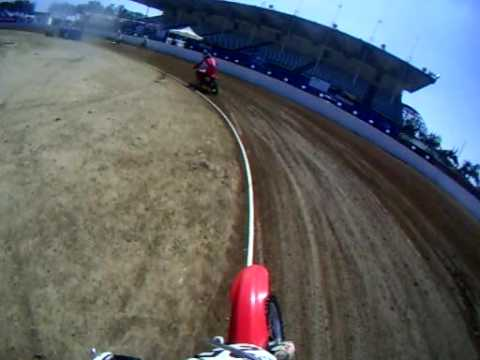 Timmy Race 2 - Costa Mesa Speedway Amateur Adult Mini