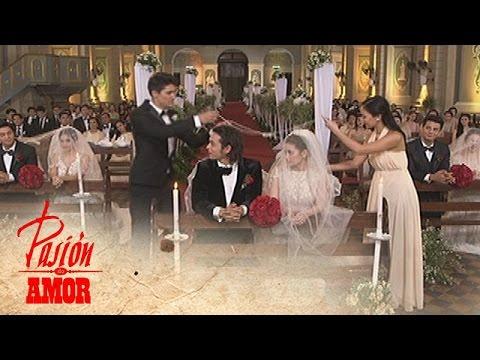 Pasion de Amor: The Samonte-Elizondo Triple Wedding