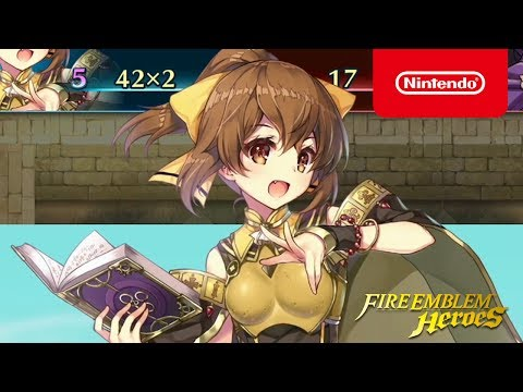 Fire Emblem Heroes - New Heroes (Alm's Army)