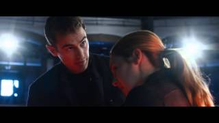Divergent 2014 Official Trailer Kate Winslet