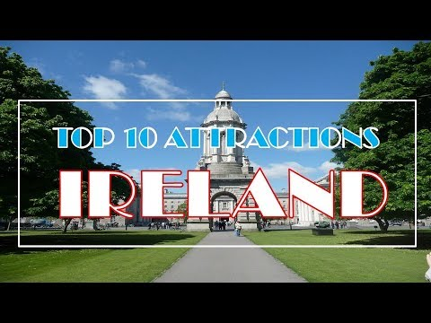 Ireland Attractions | Top 10 | Must See Destinations | HD