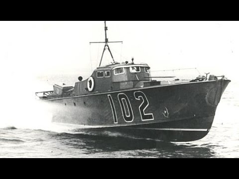 Motor Torpedo Boat 102 (MTB 102) | Historical Tour and Sea Trip