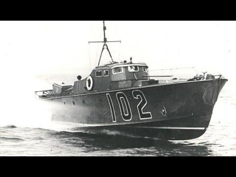 Motor Torpedo Boat 102 (MTB 102) | Historical Tour and Sea Trip