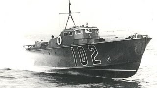 Motor Torpedo Boat 102 (MTB 102)   Historical Tour and Sea Trip