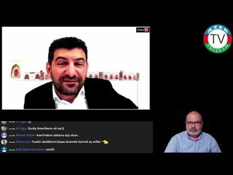 Qurban Memmedovun Auditoriyası Jurnalist Fuad Abbasovu Niye Satqın Adlandırır?