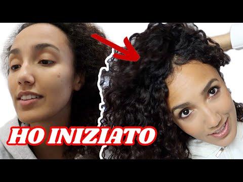 PRIMO GIORNO DI CURLY GIRL METHOD E QUALI PRODOTTI USO | Fra Low