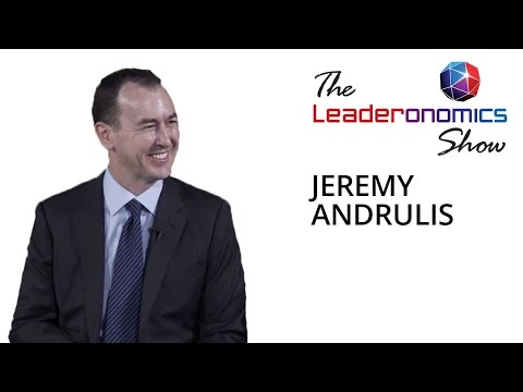 The Leaderonomics Show - Jeremy Andrulis, CEO of Aon Hewitt, Southeast Asia
