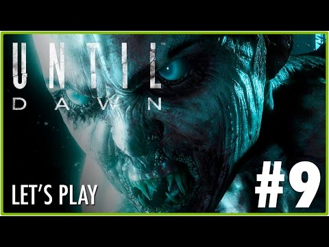 Until Dawn | Let's Play #9 | Jota Delgado