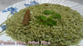 pudina rice recipemint rice recipesimple and easy pudina ricevariety rice recipelunch box ideas