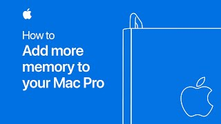 How to add memory to your Mac Pro (2019) - Apple Support