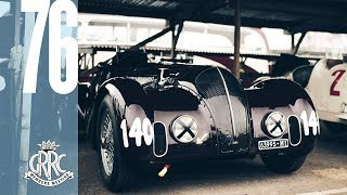 Alfa Romeo Mille Miglia makes first UK appearance in 80 years