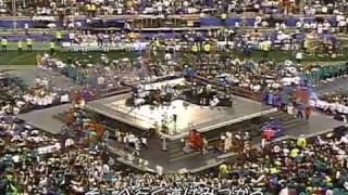 1Mbps 【LIVE】 Michael Jackson 「Heal the World」 1993 Super Bowl