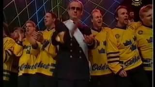 Den Glider In - Hockey VM invigning i Globen 1995