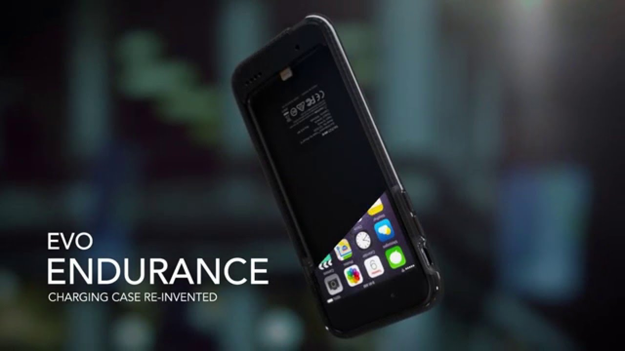 sale retailer b94f4 b0bae Introducing tech21 Evo Endurance Charging Case for iPhone 6s