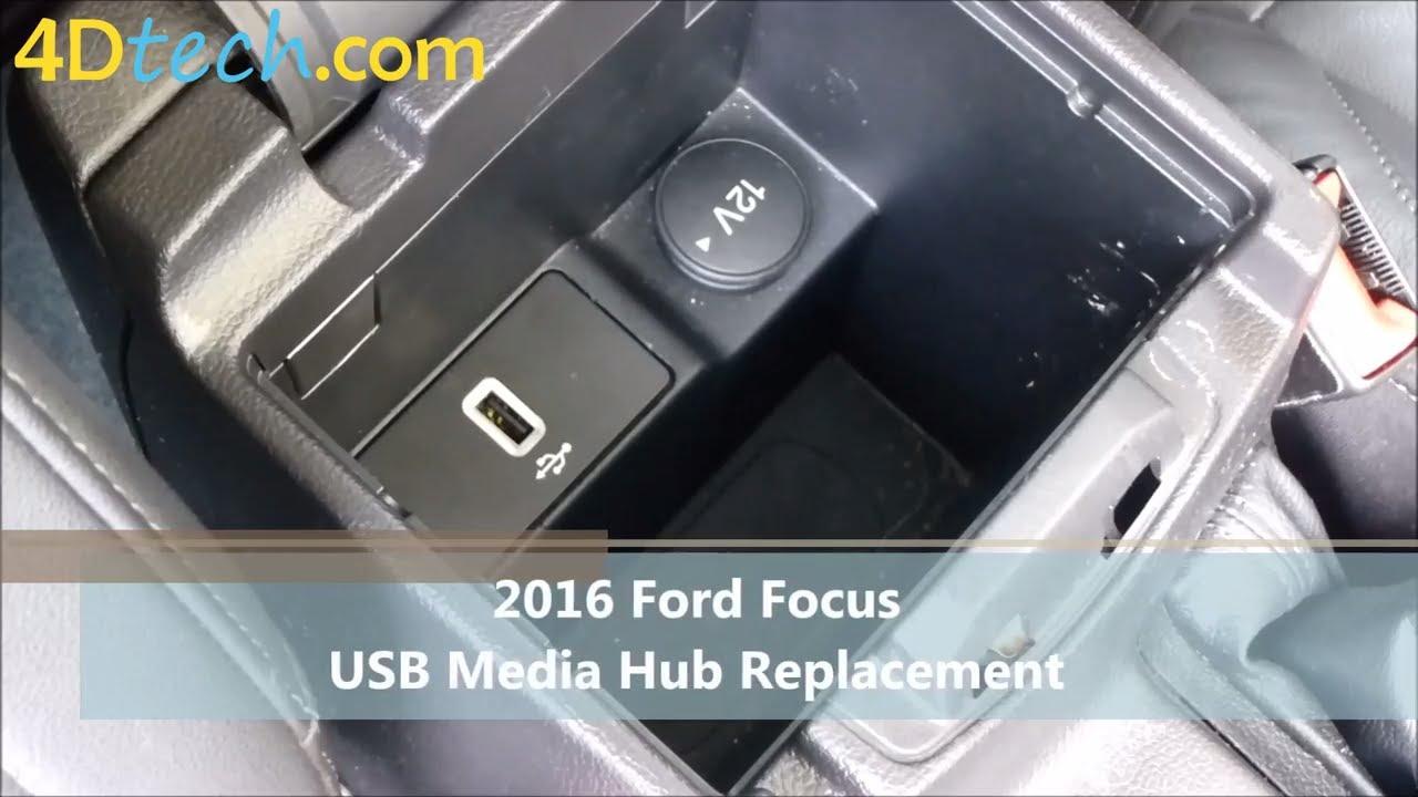 Add Apple CarPlay to SYNC 3   2015 - 2016 Ford Focus