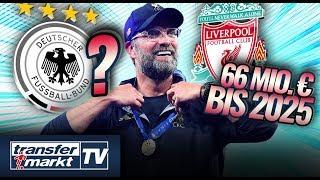 Liverpool bietet Klopp Mega-Gehalt – Bundestrainer eine Option? | TRANSFERMARKT