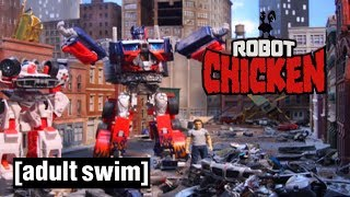 SUBSCRIBE to Adult Swim UK: http://bit.ly/1ntNOb5 The Transformers ...